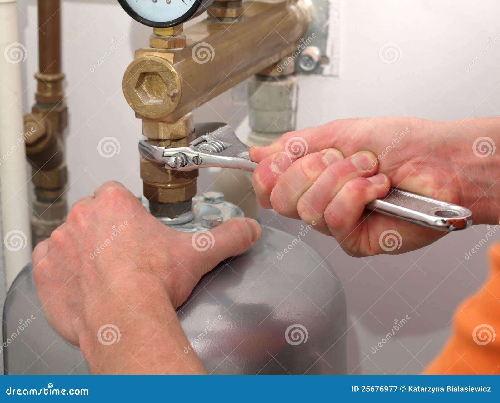 Skruvning ventil
