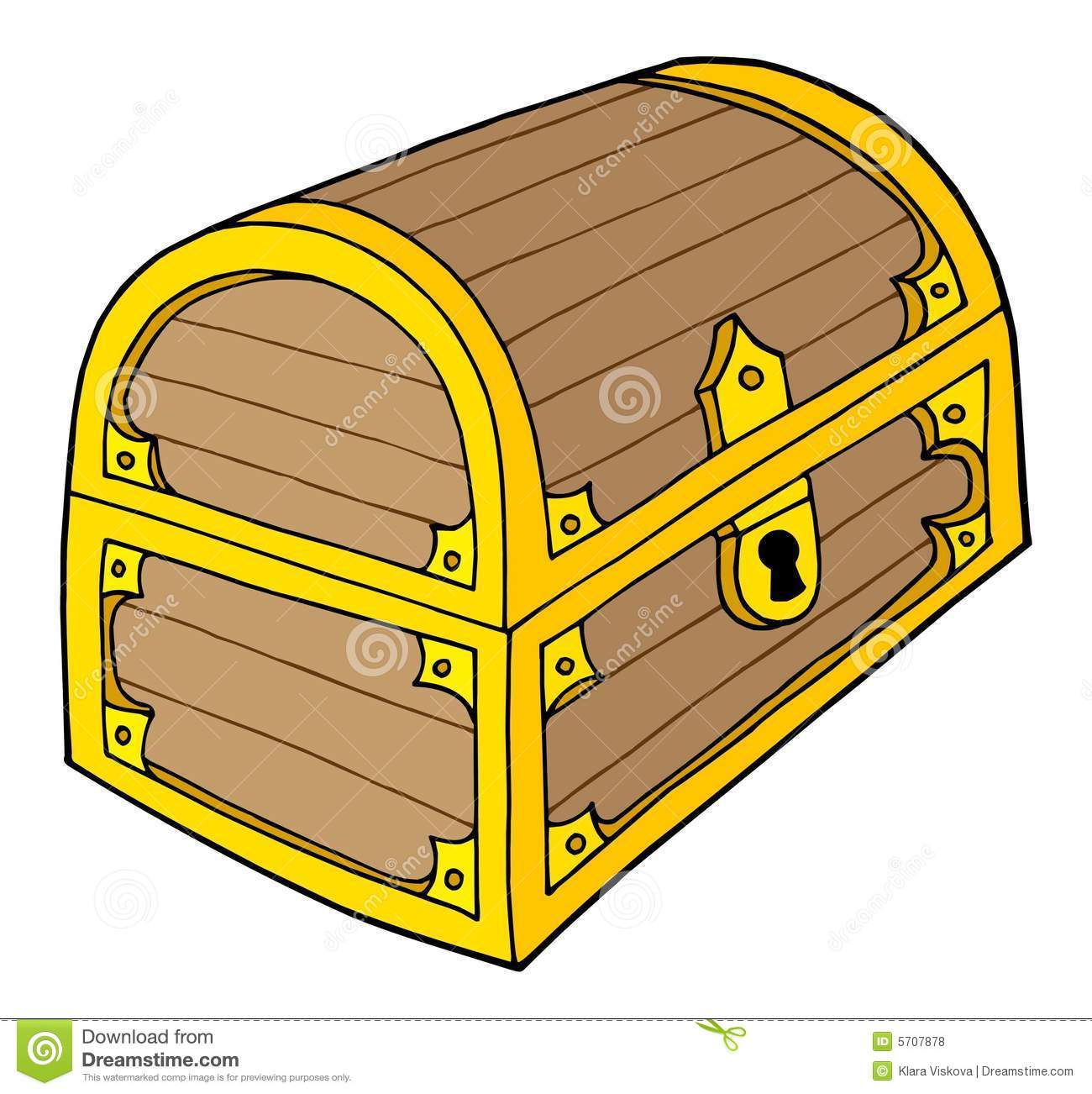 skrzynia skarb u00f3w  wektor ilustracyjny zdj u0119cia royalty free Treasure Chest Clip Art free treasure chest clipart