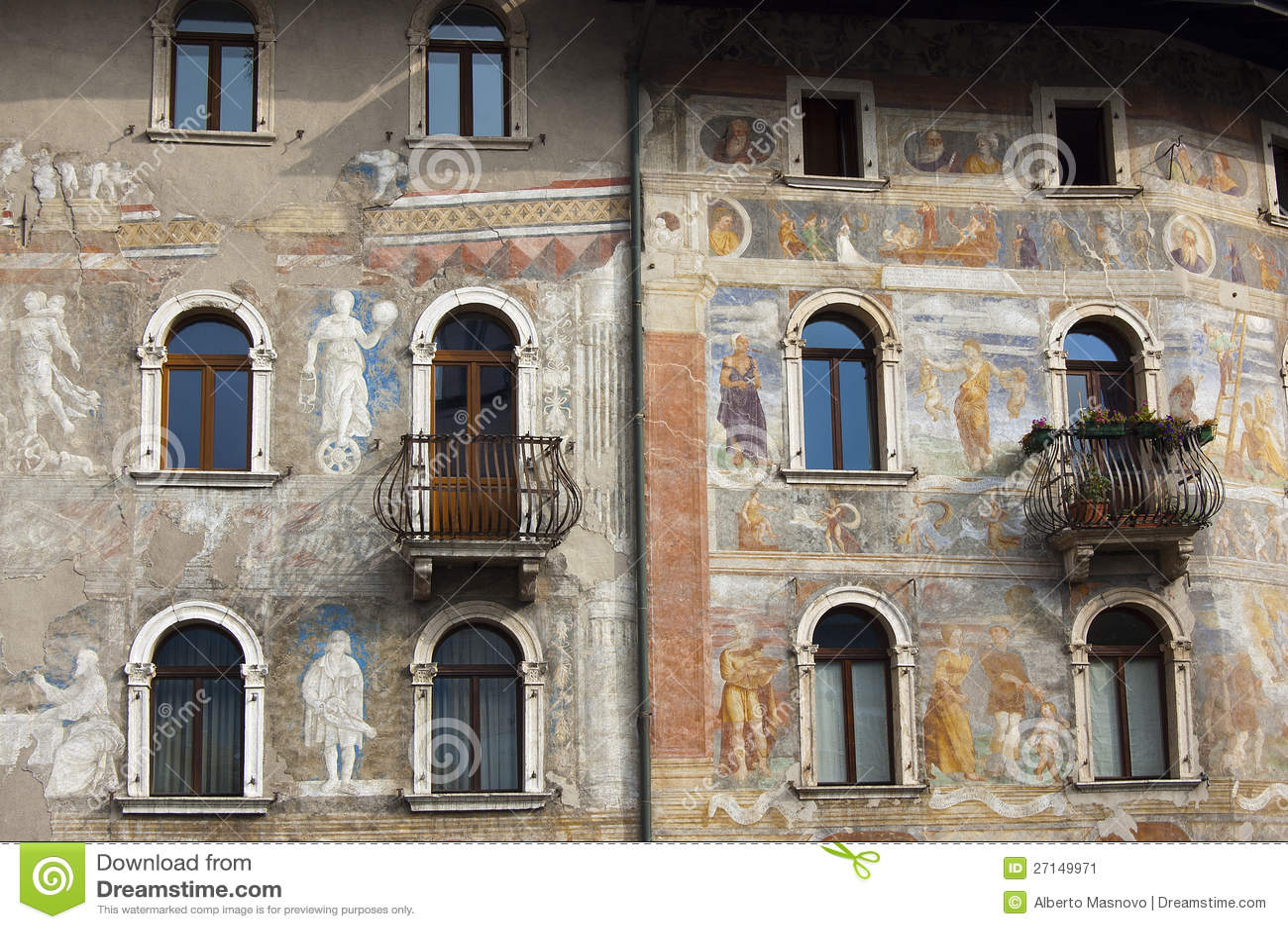 Skrzynka Cazuffi Trento Rella - Włochy