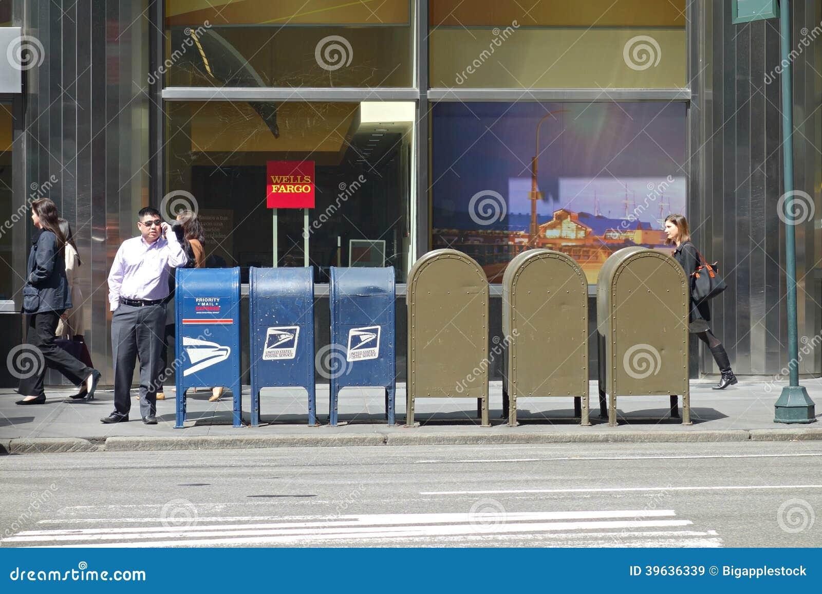 Skrzynki pocztowa