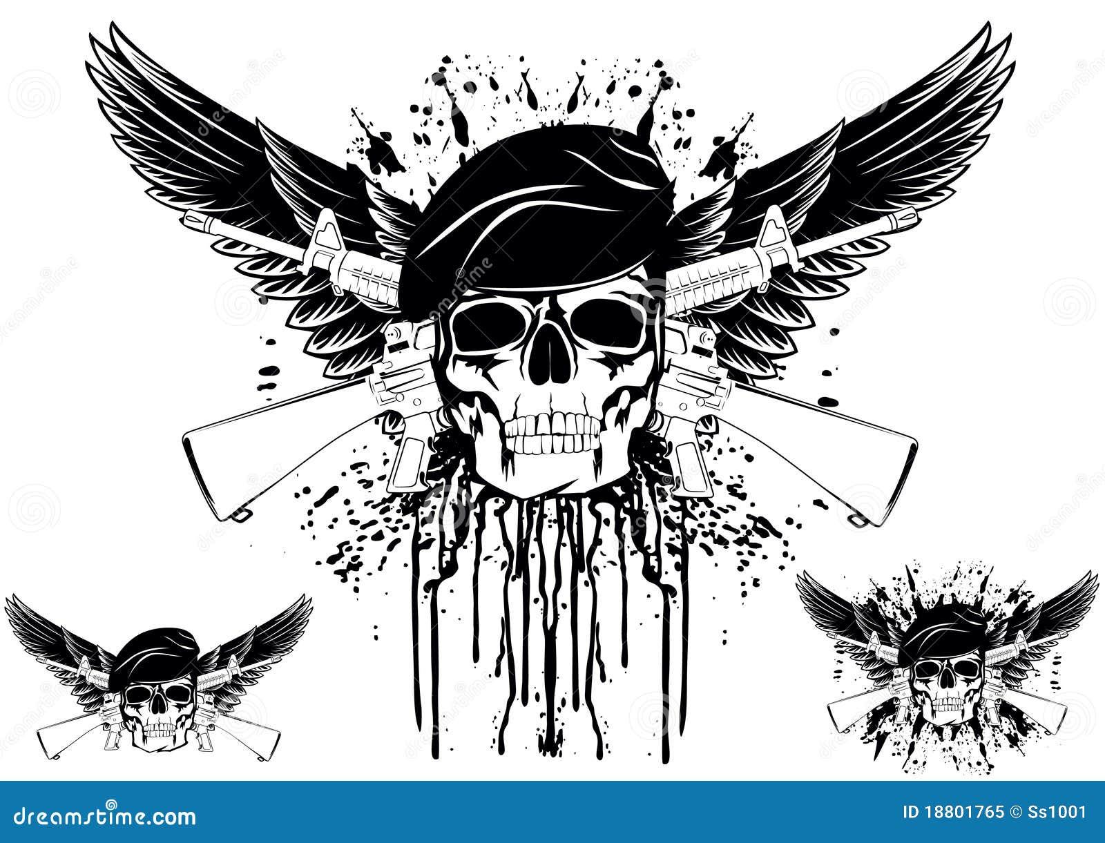 Skull Royalty Free Stock Photo Image 18801765