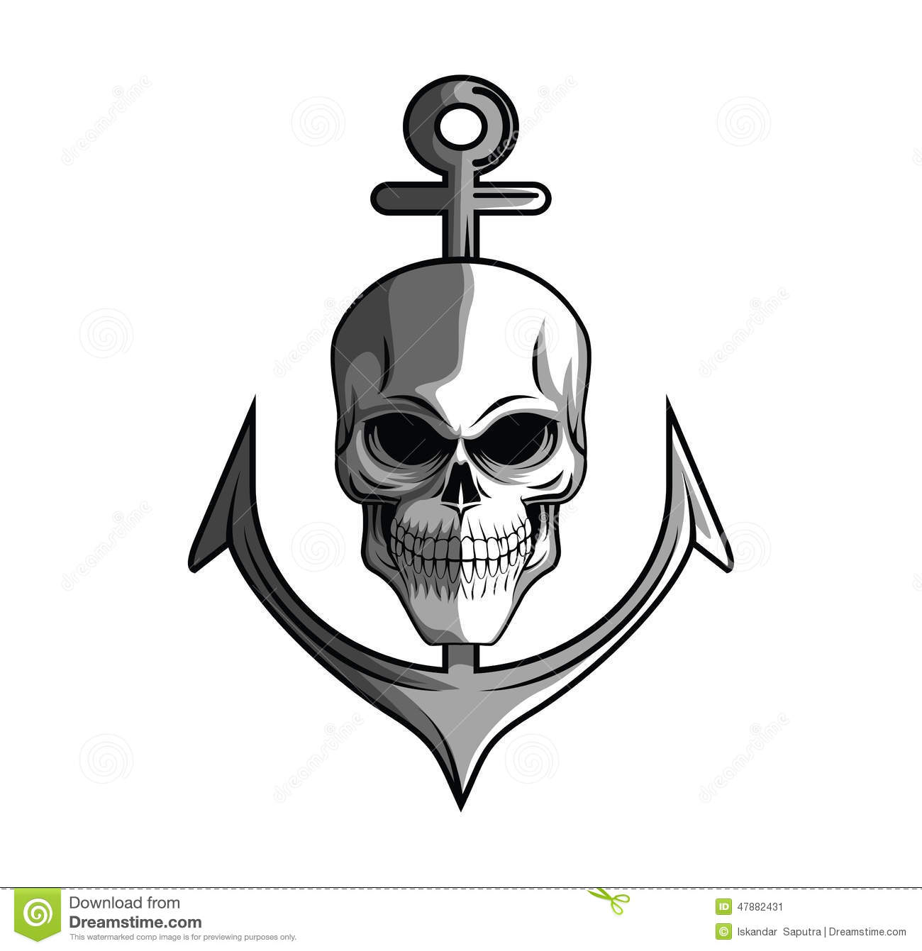 anchor and skull vector illustration cartoondealer com simple compass rose clipart compass rose clip art images
