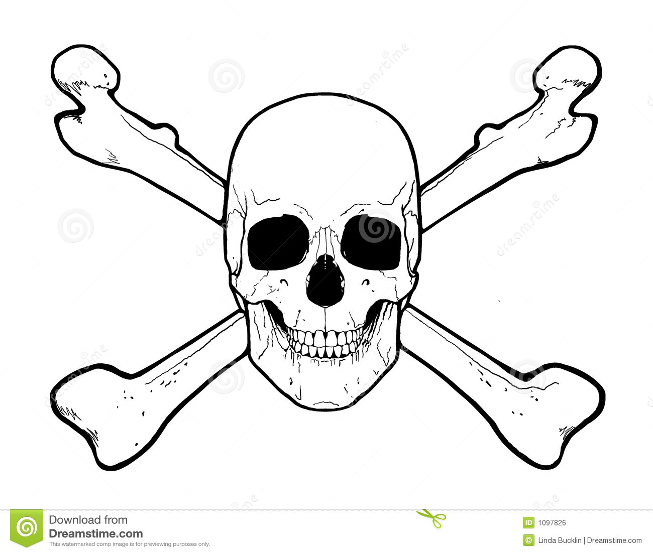 skull and crossbones coloring page - skull and crossbones stock vector image of toxin toxic