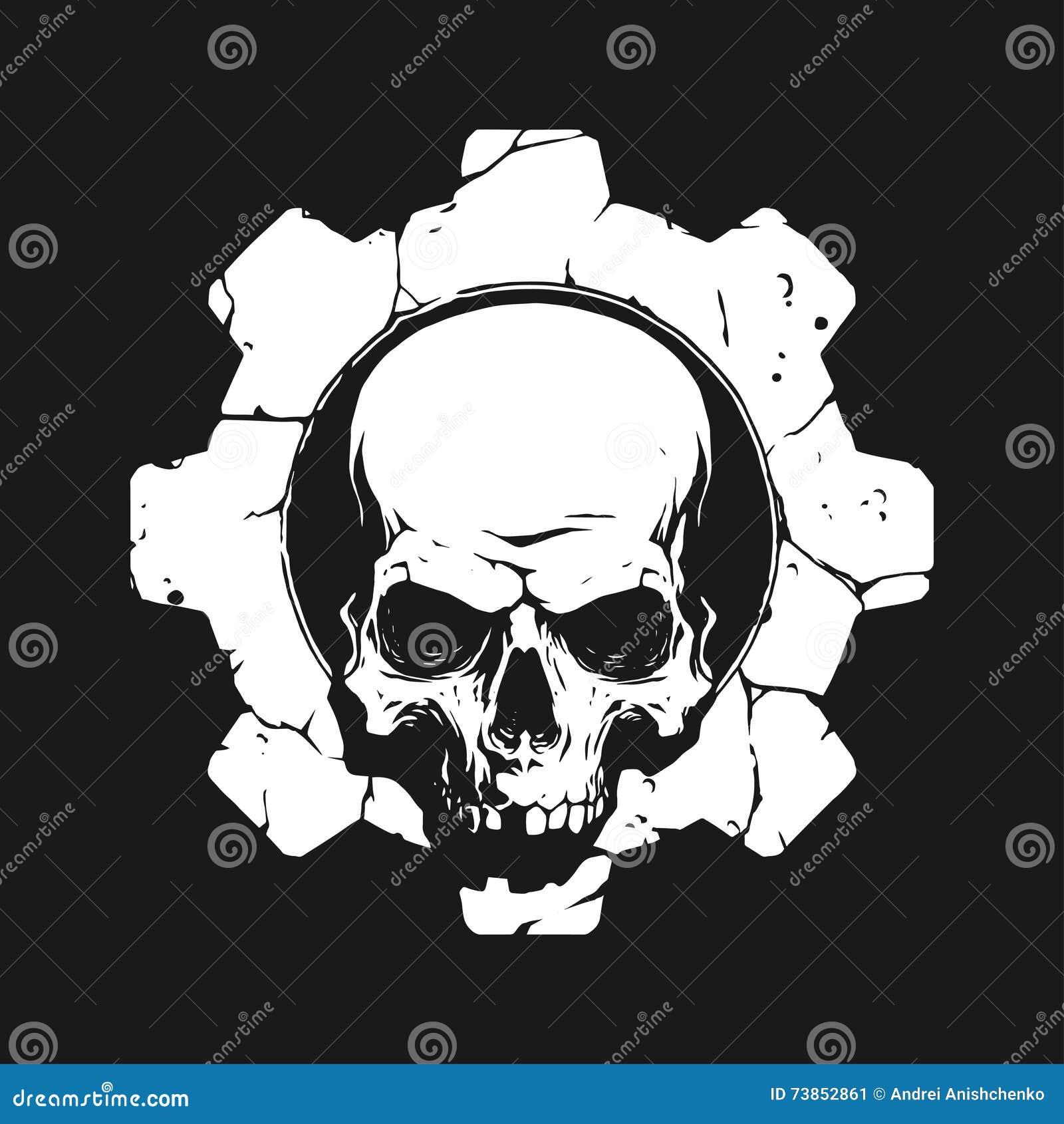 Skull Stock Illustrations – 83,768 Skull Stock Illustrations ...