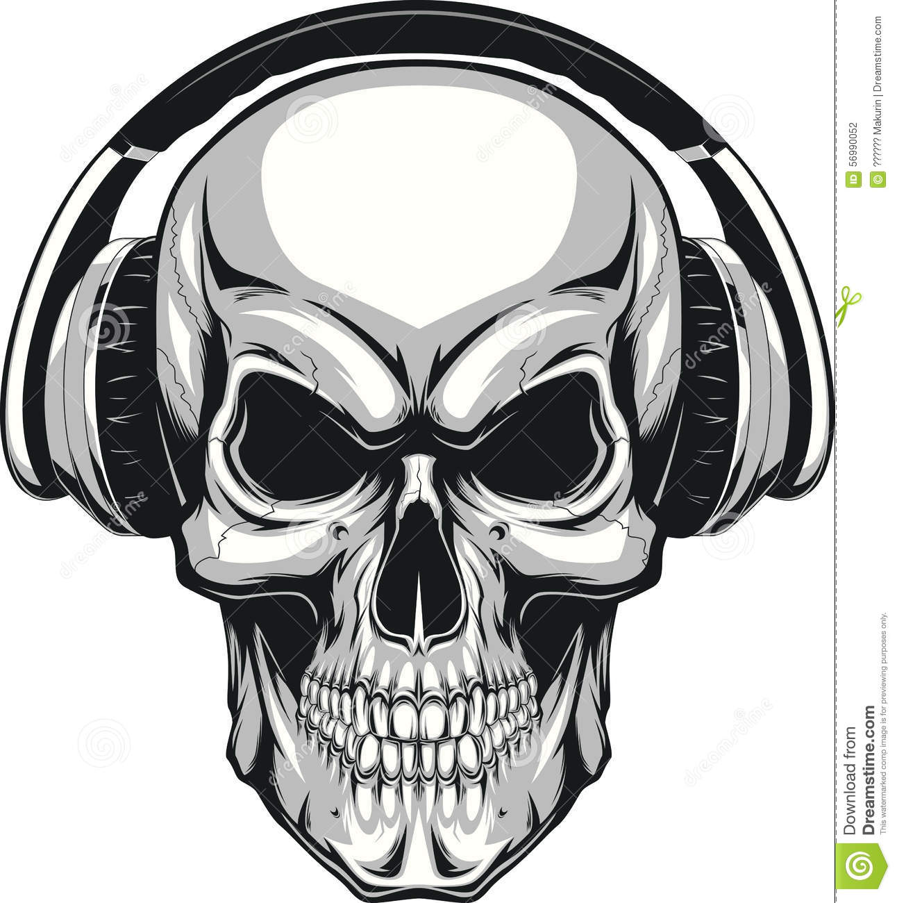 Headphones Skeleton Stock Illustrations 527 Headphones Skeleton Stock Illustrations Vectors Clipart Dreamstime