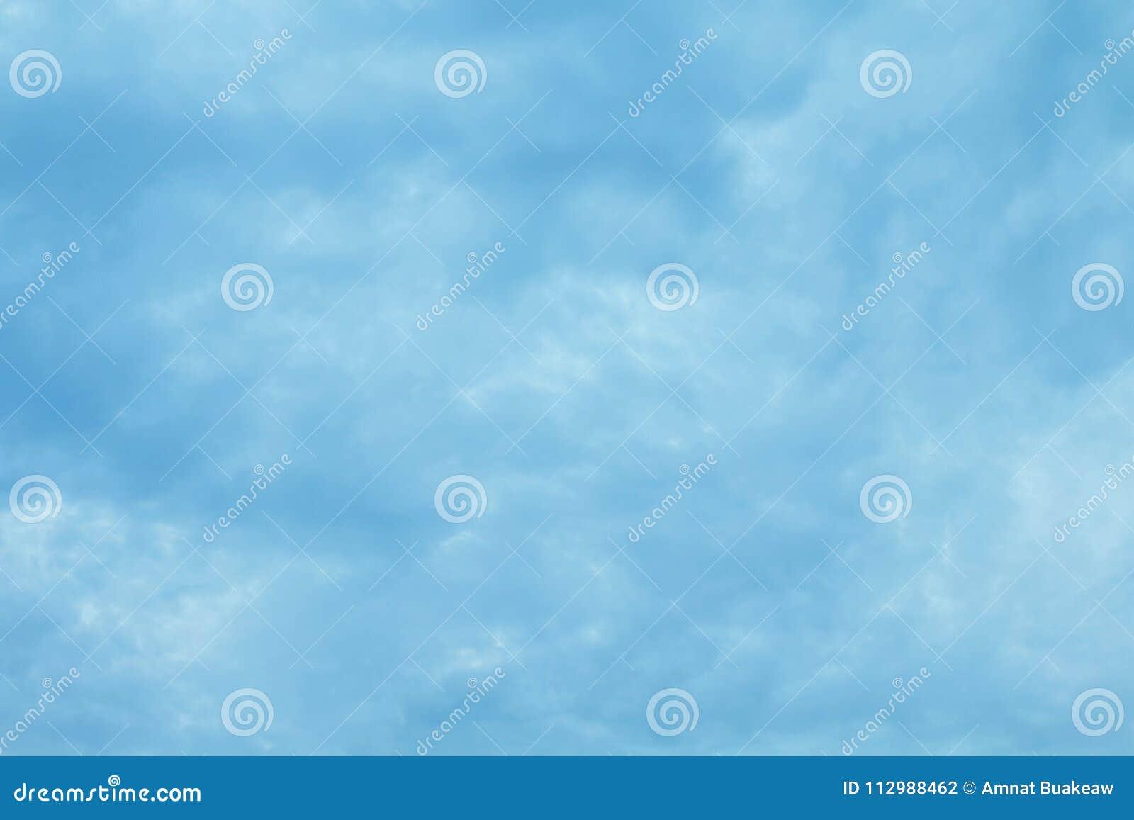 Sky Background blue soft cloud full sky