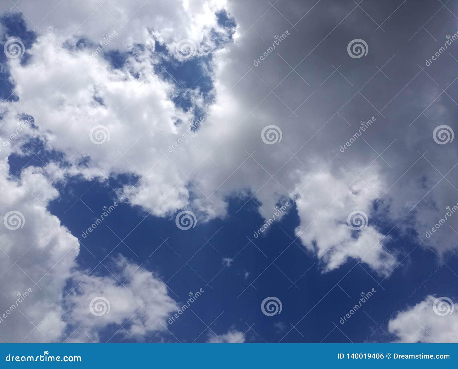The sky can bear your grievances