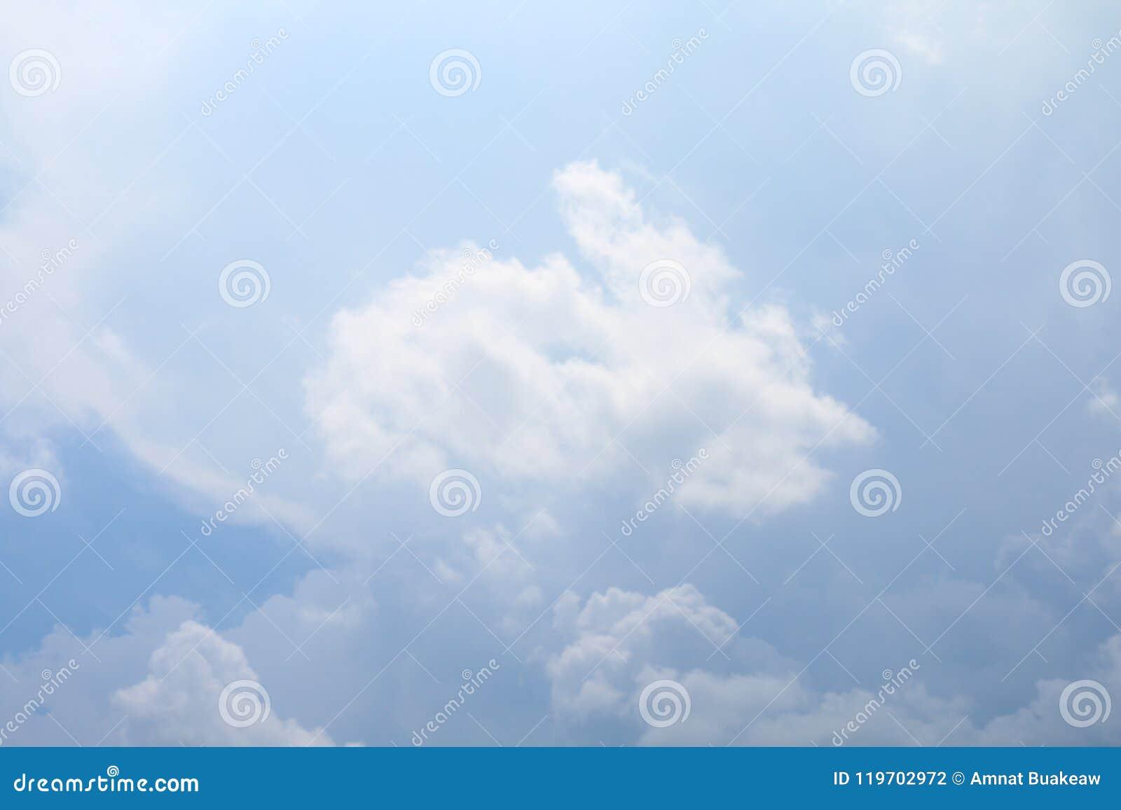 Sky, sky with fluffy clouds big, sky blue cloud background, cloudscape sky clear