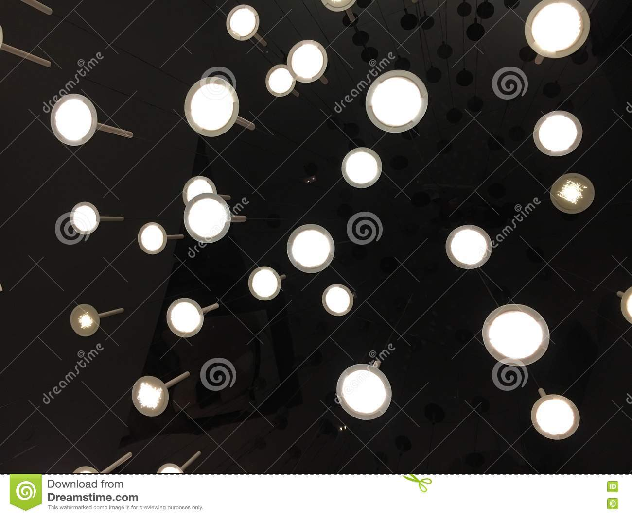 Download Sky Lights Stock Photo Image Of Show Optic Aliens
