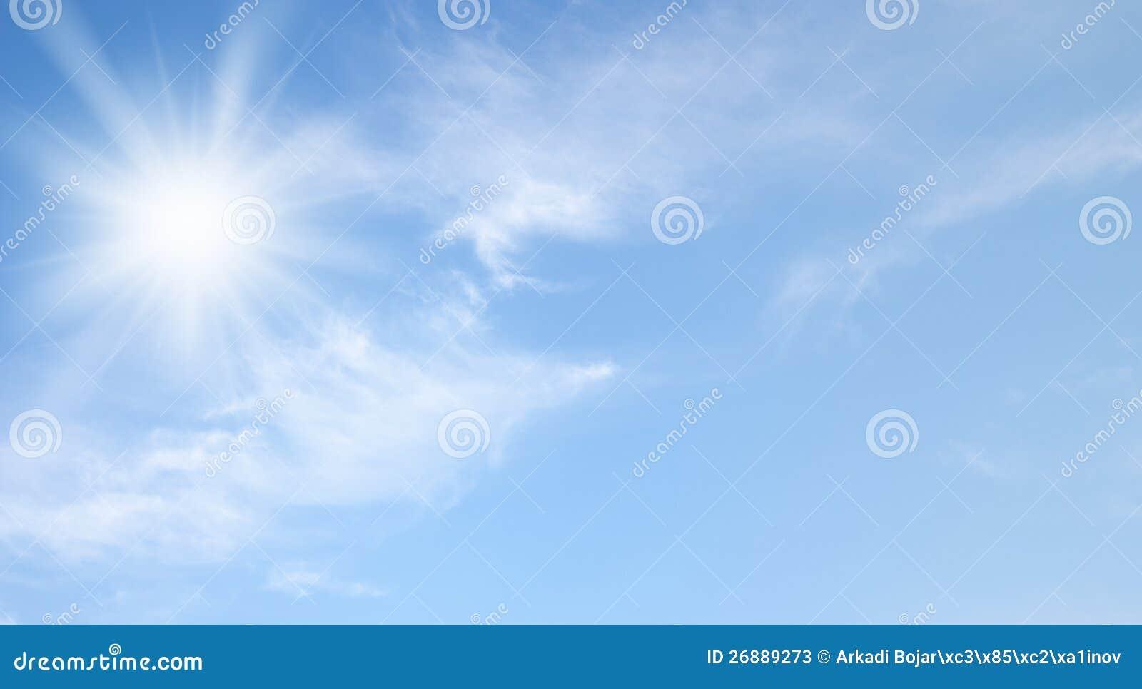Sky och sun