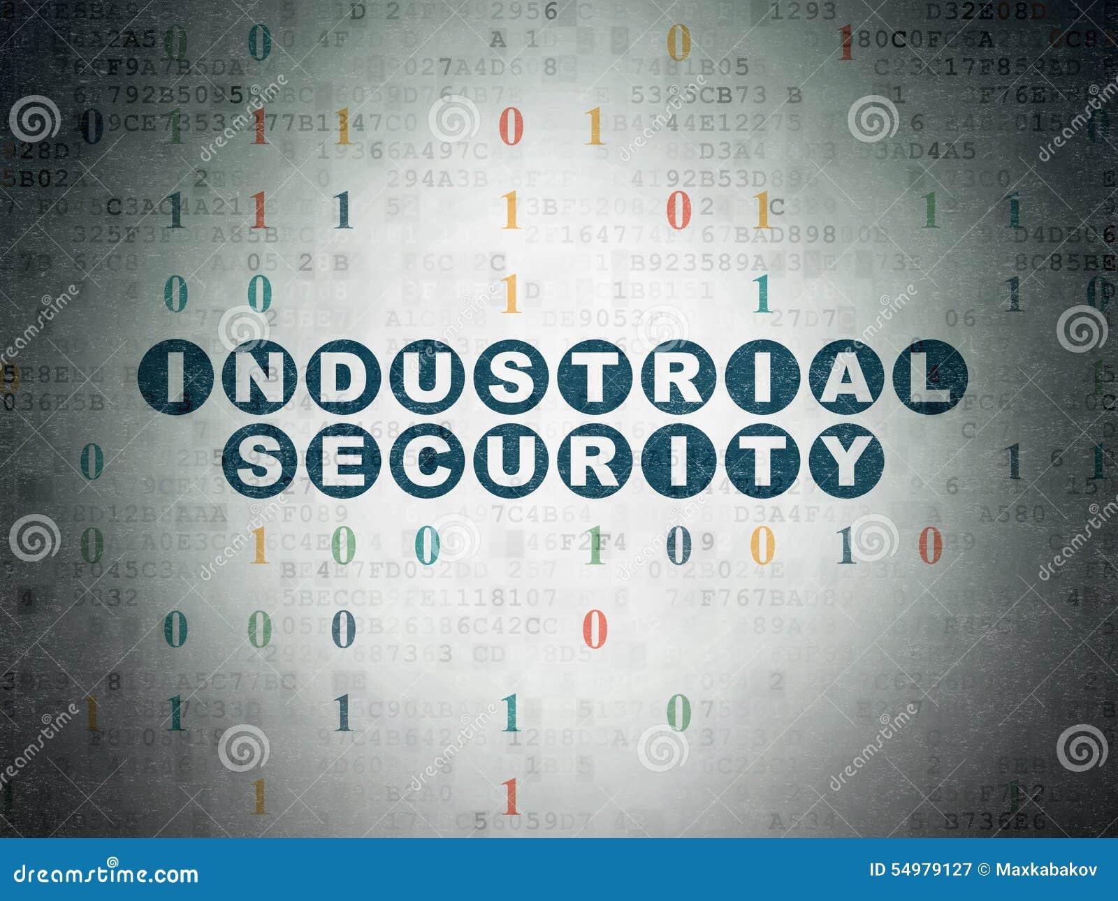 Skyddsbegrepp: Industriell säkerhet på Digital