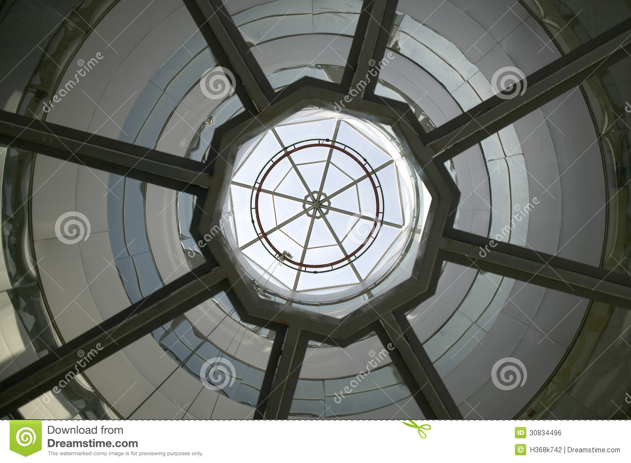 Skylight Royalty Free Stock Image Image 30834496