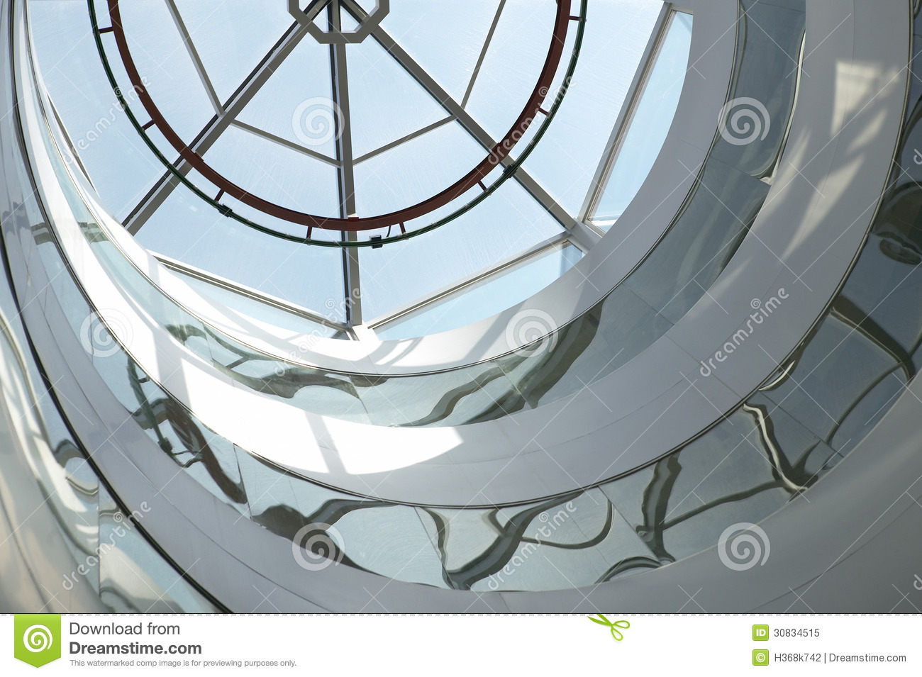 Skylight Royalty Free Stock Photo Image 30834515