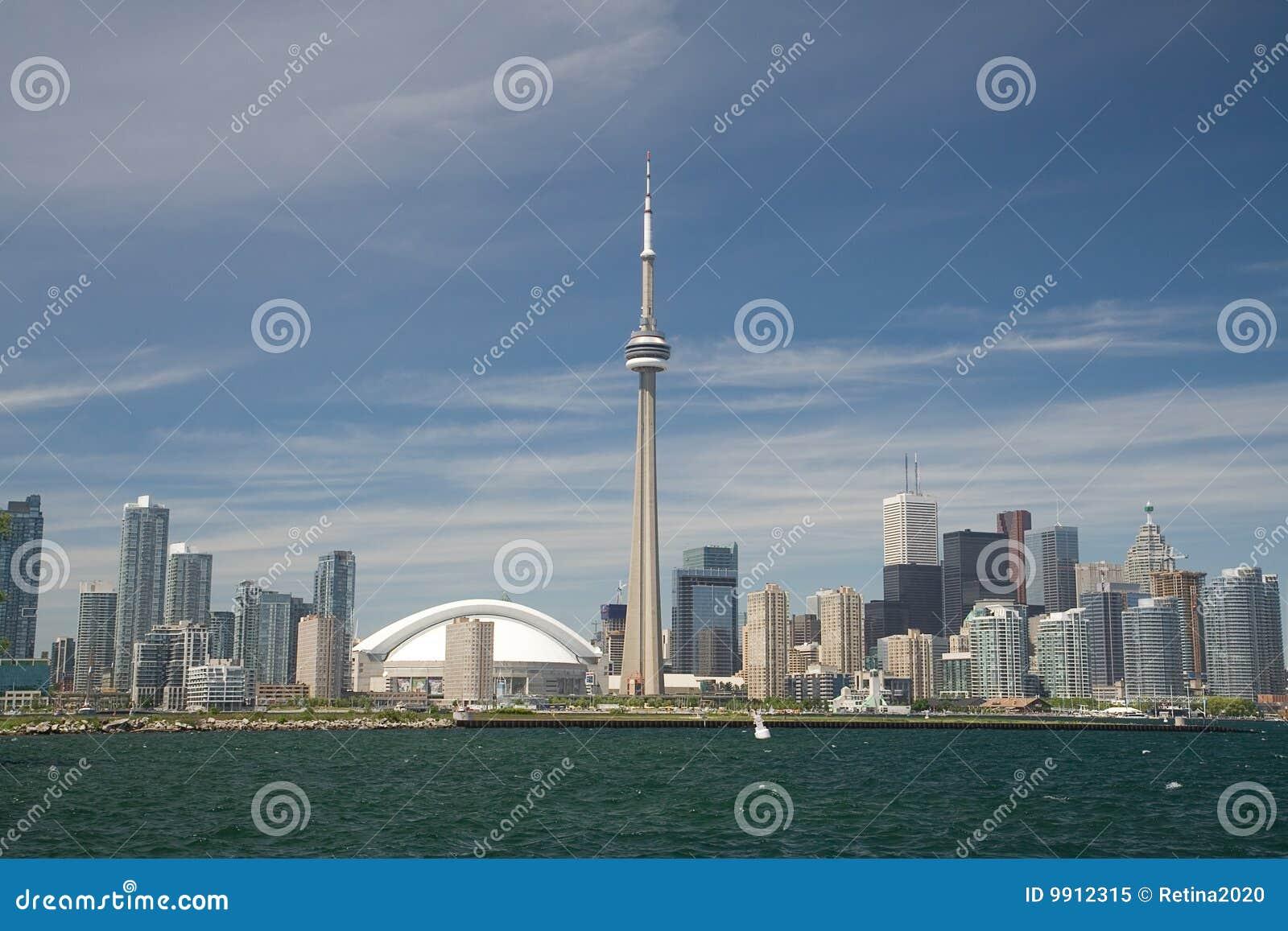 Skyline da cidade de Toronto