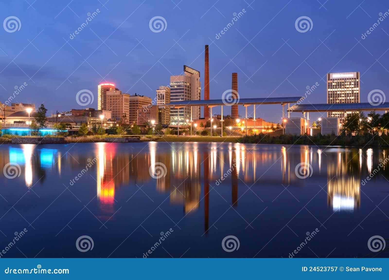 Skyline de Birmingham, Alabama