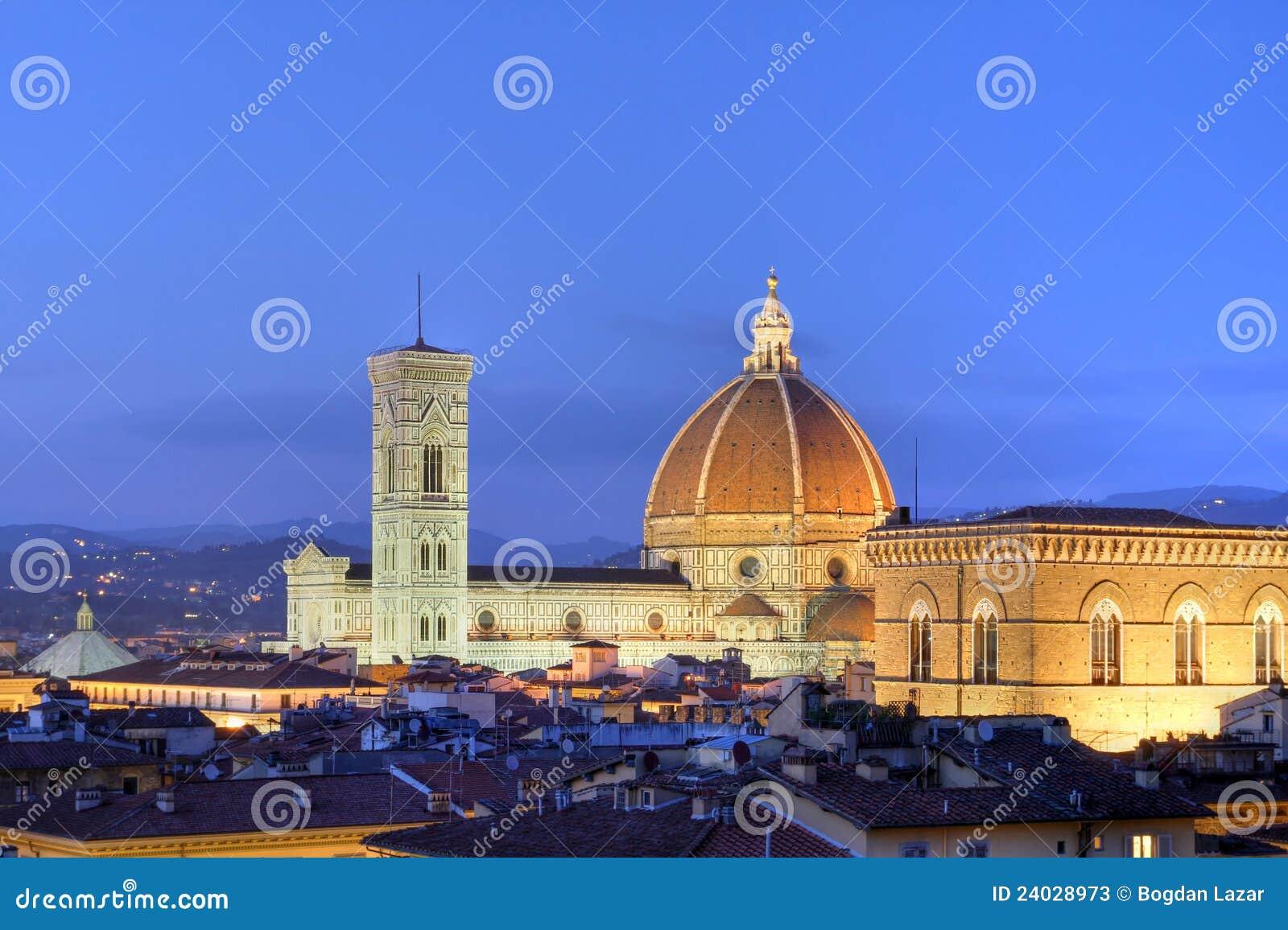 Skyline de Florença, Italy