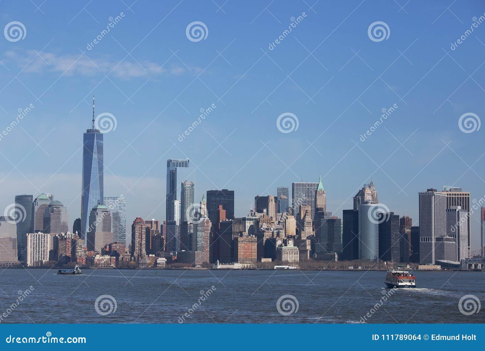 Skyline de Manhattan, New York