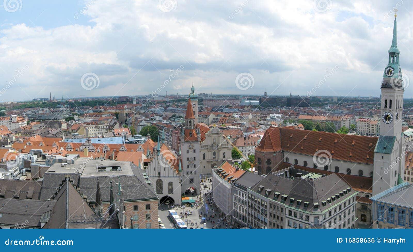 Skyline de Munich