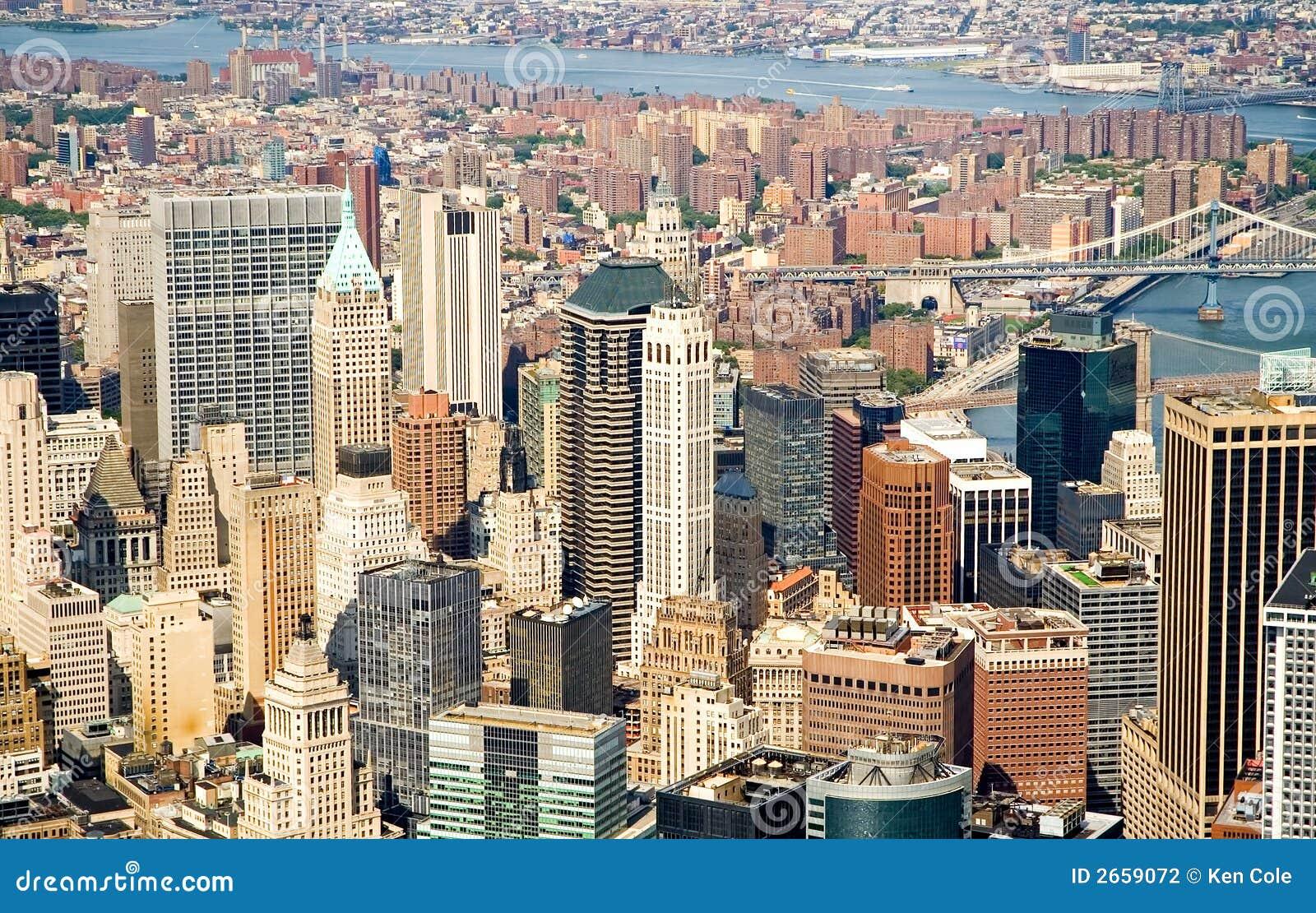 Skyline de New York City