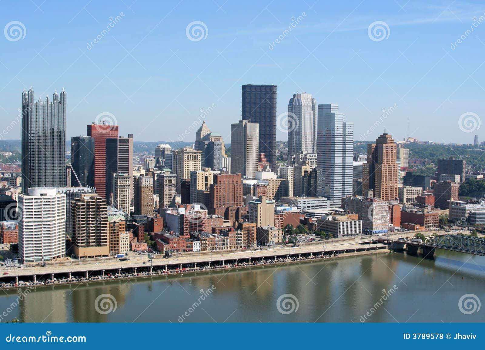 Skyline de Pittsburgh