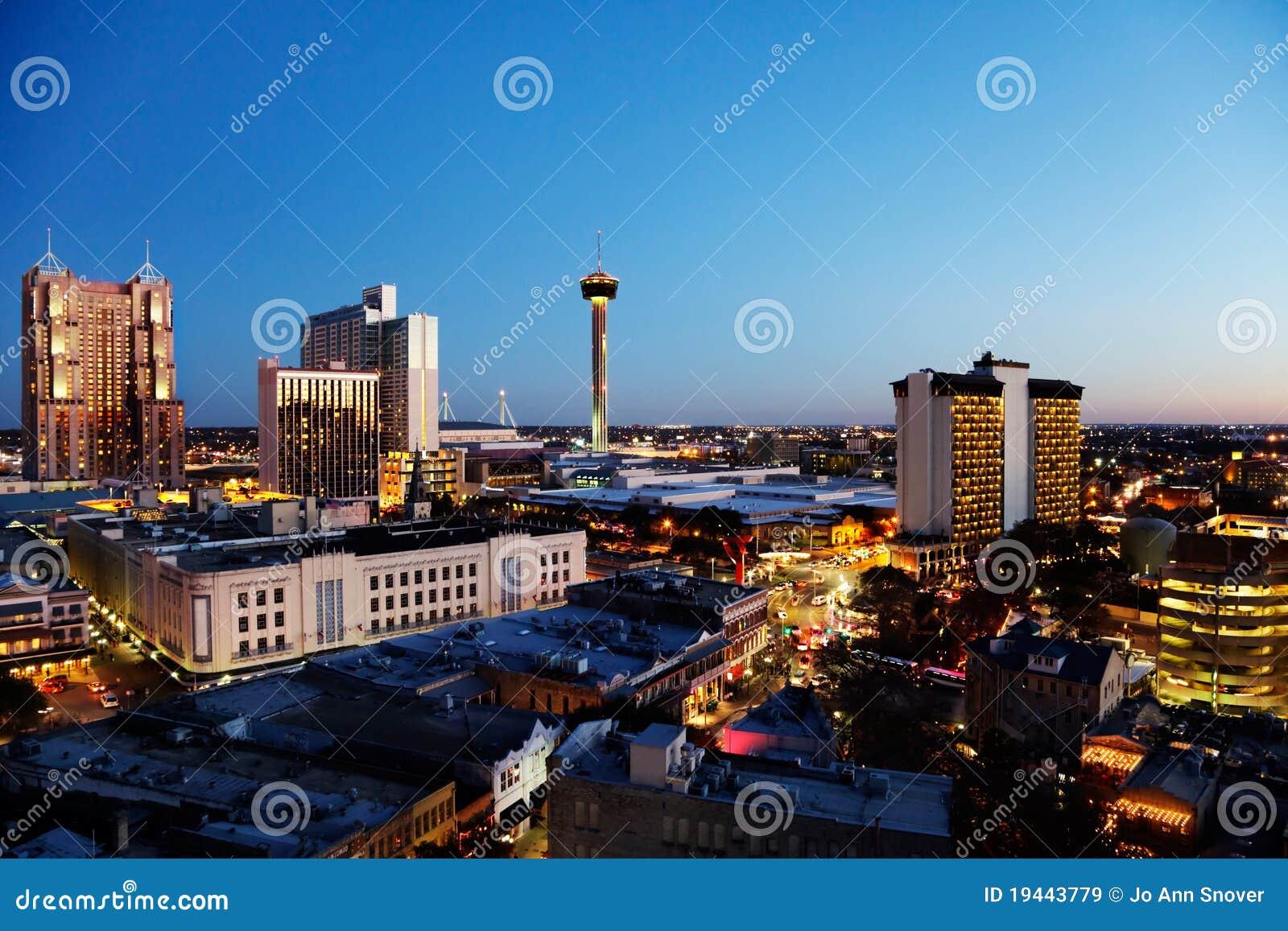 Skyline de San Antonio