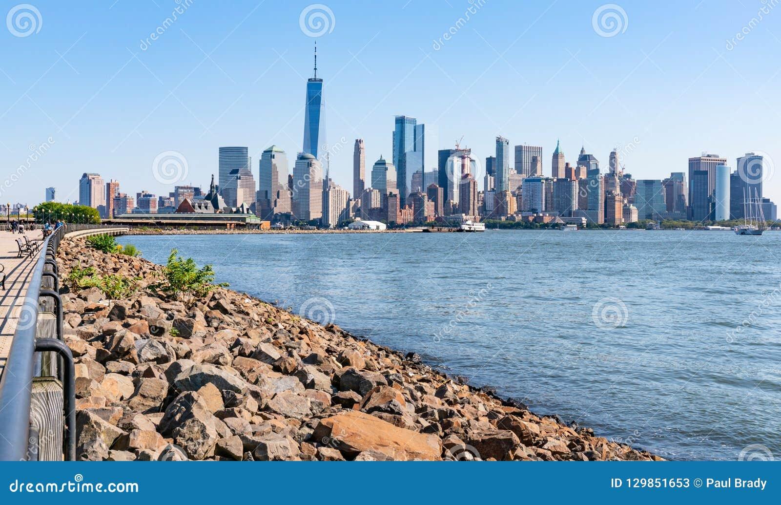 Skyline Manhattans, New York