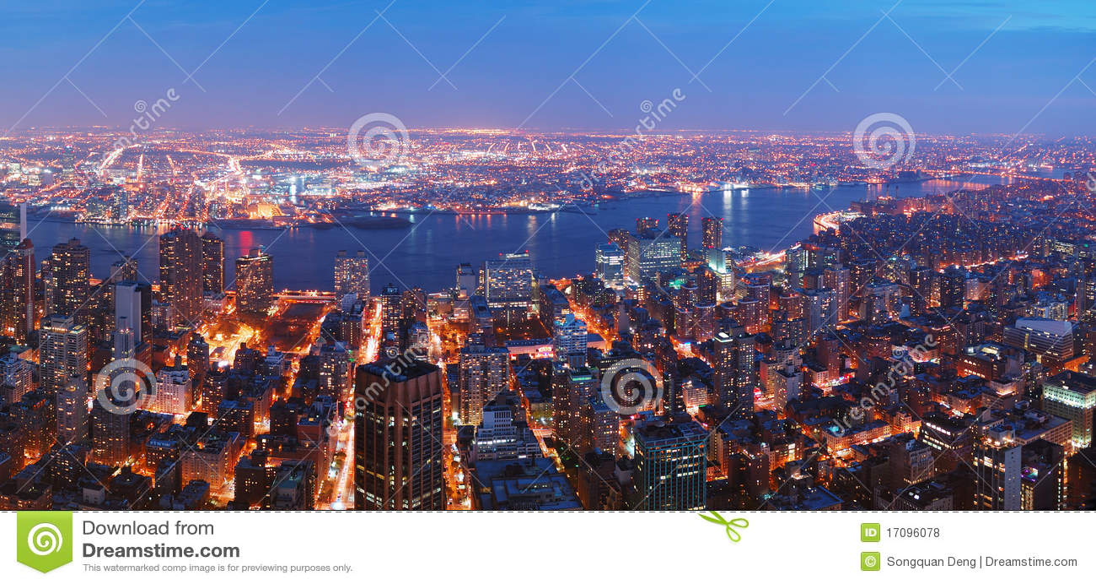 Skyline New- York Citymanhattan