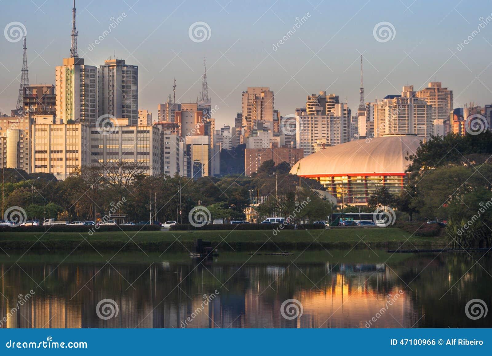 Skyline von Sao-Paulo