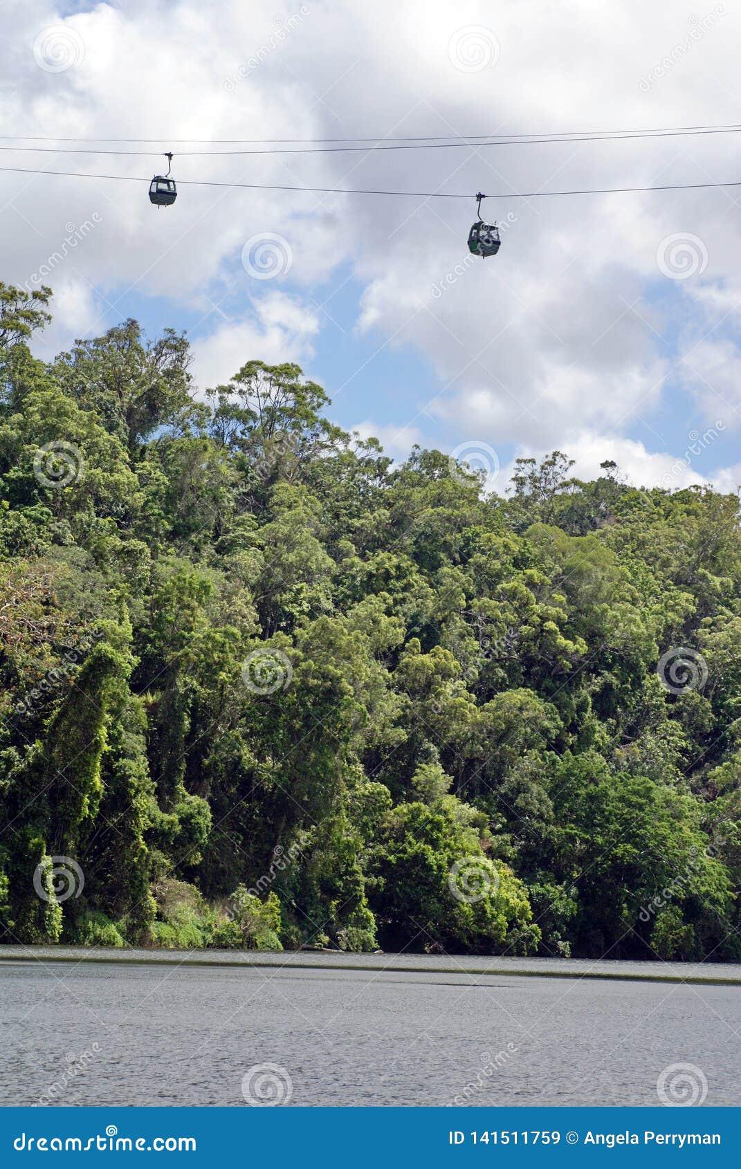 Skyrail i Barron Gorge National Park
