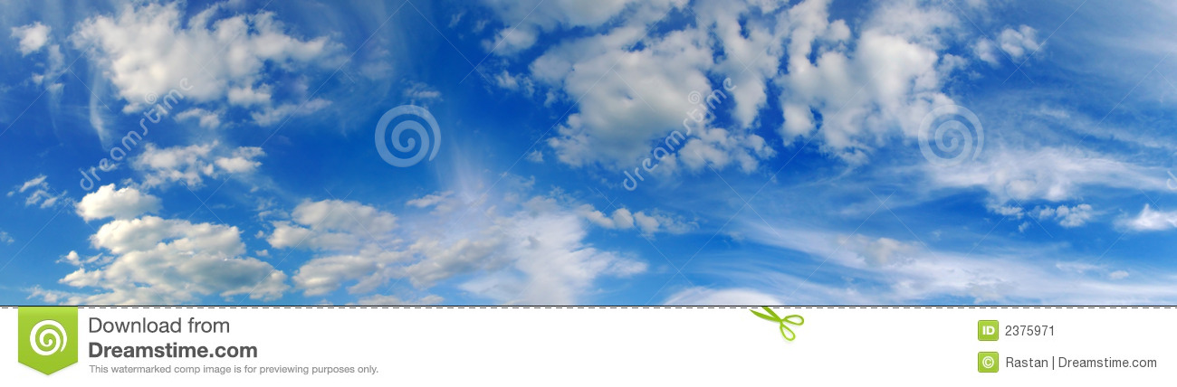 Skyscape Stock Image - Image: 2375971