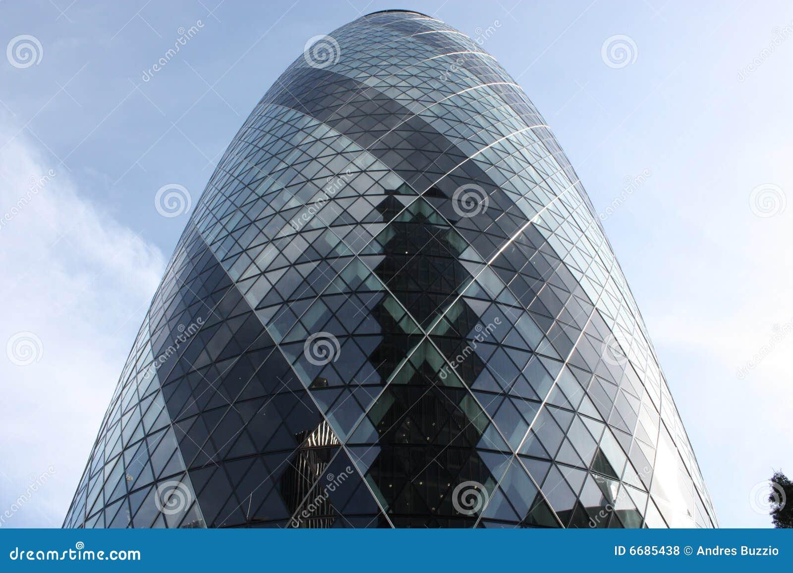 Skyscraper in the City