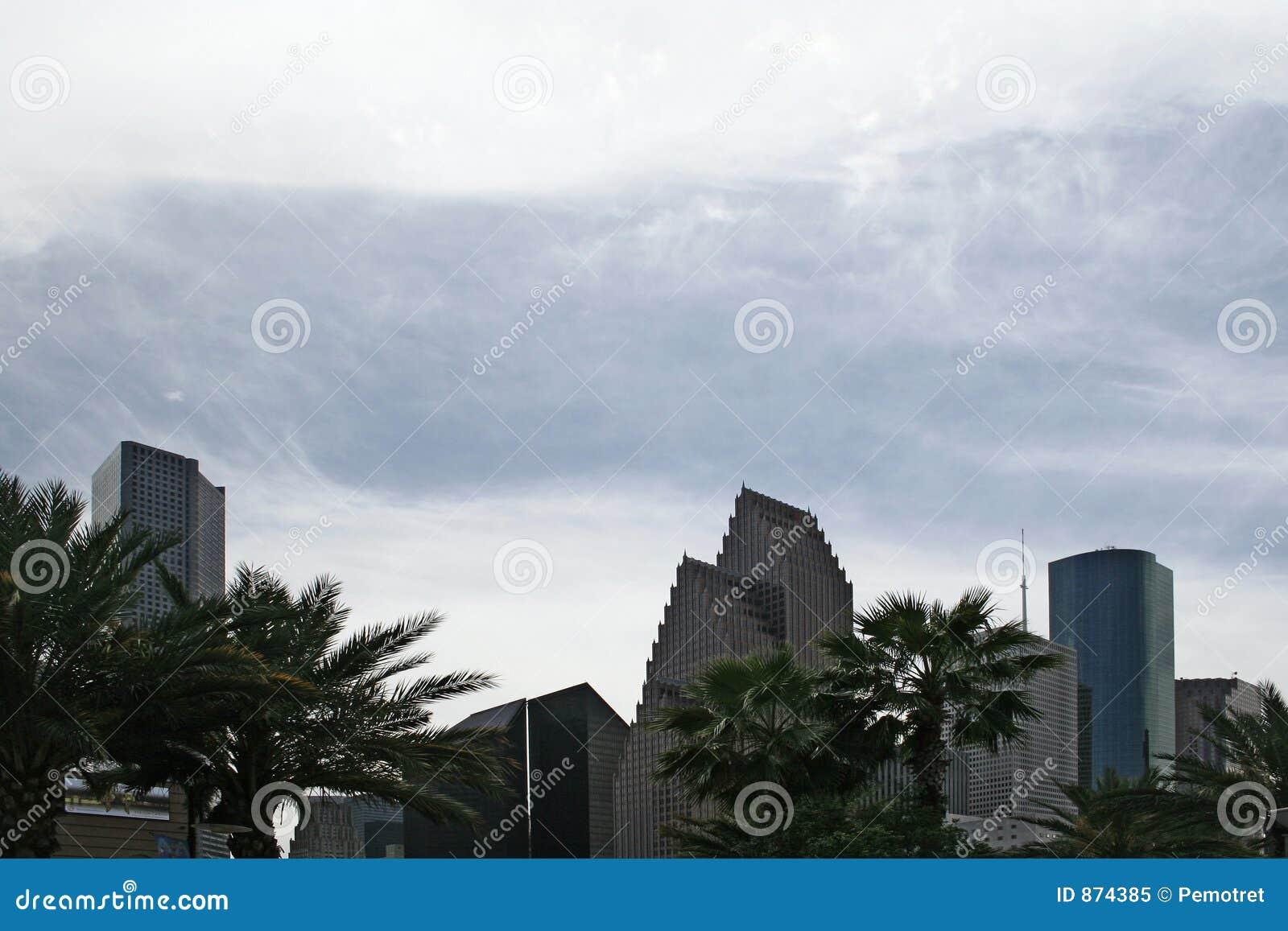 Roaring clouds
