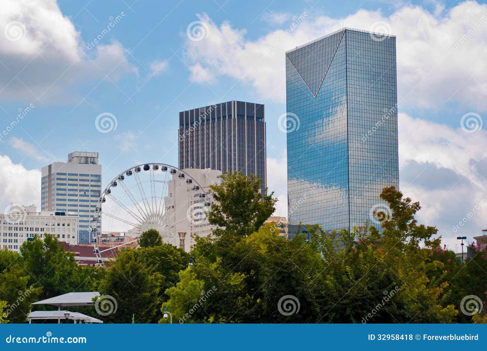 SkyView Atlanta Etats-Unis