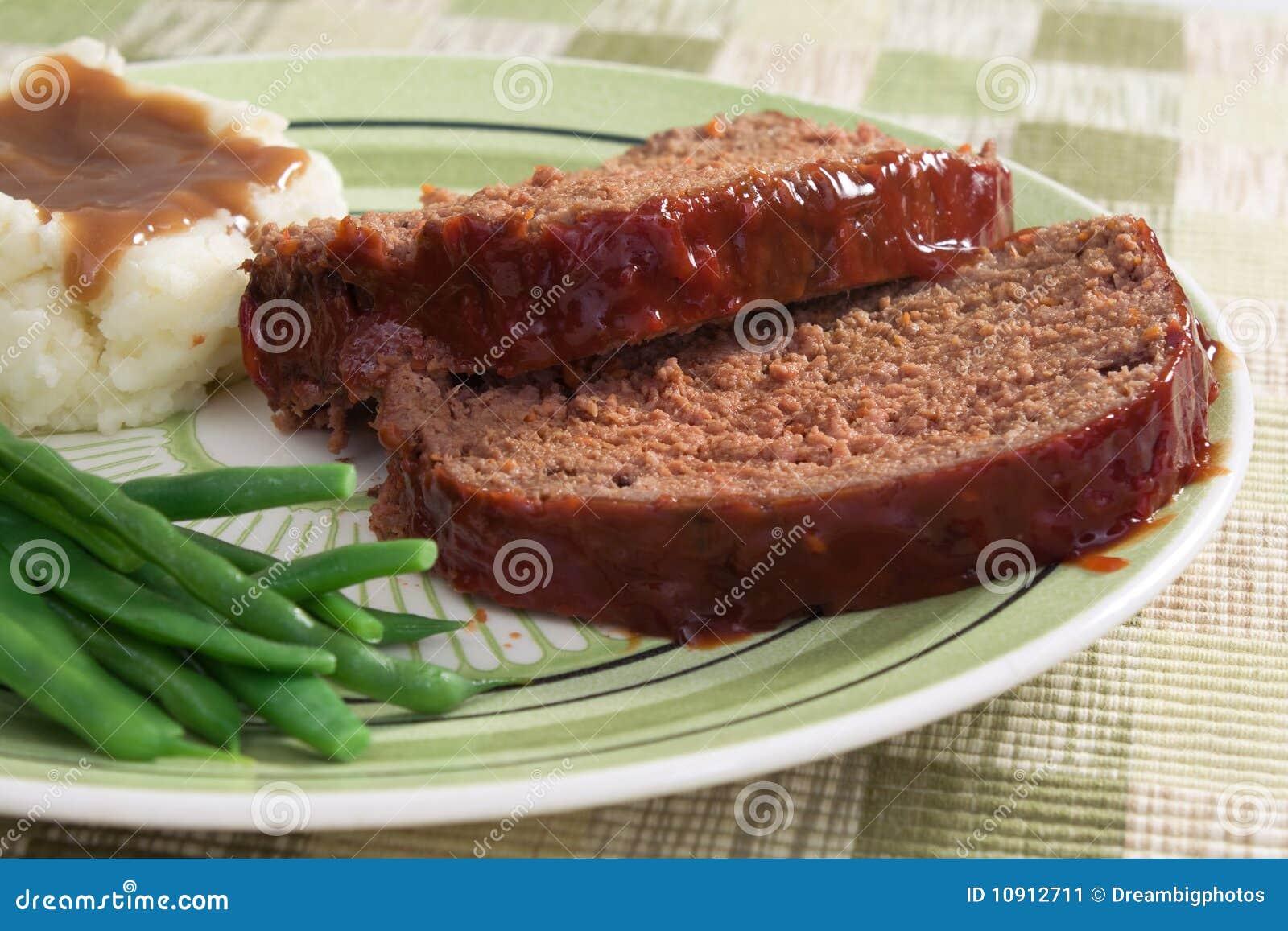 Släntra meatkvällsmålet