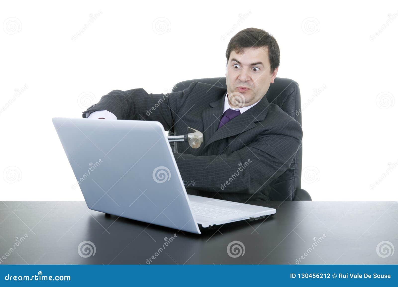 Slå en bärbar dator