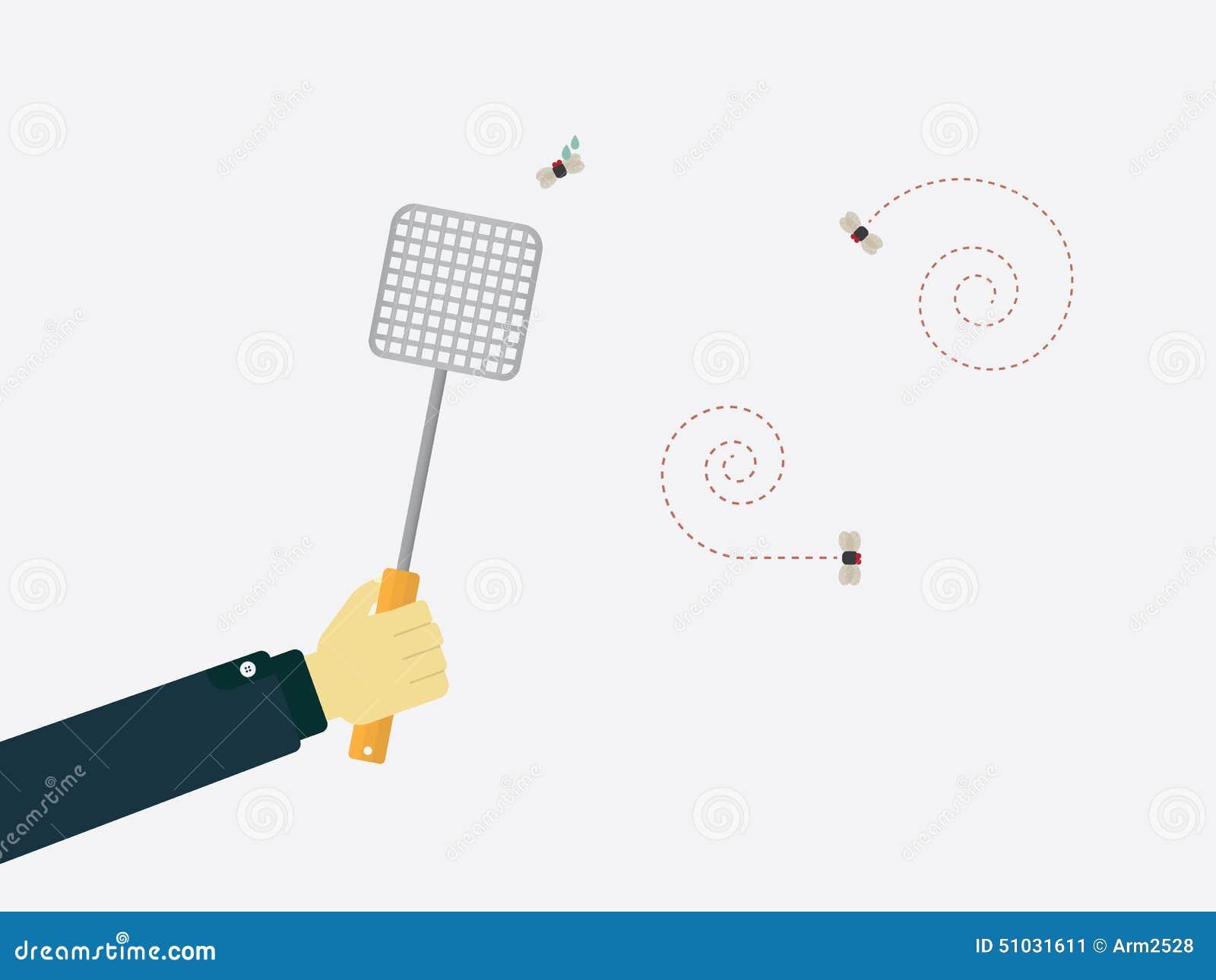 Slå flugan