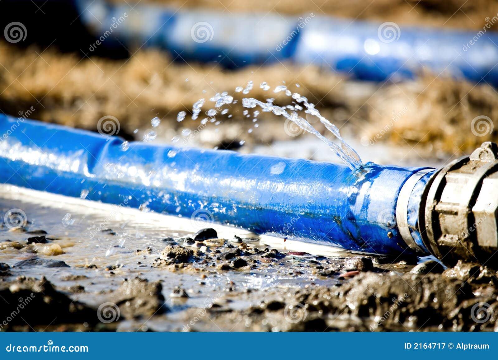 Slösningsvatten