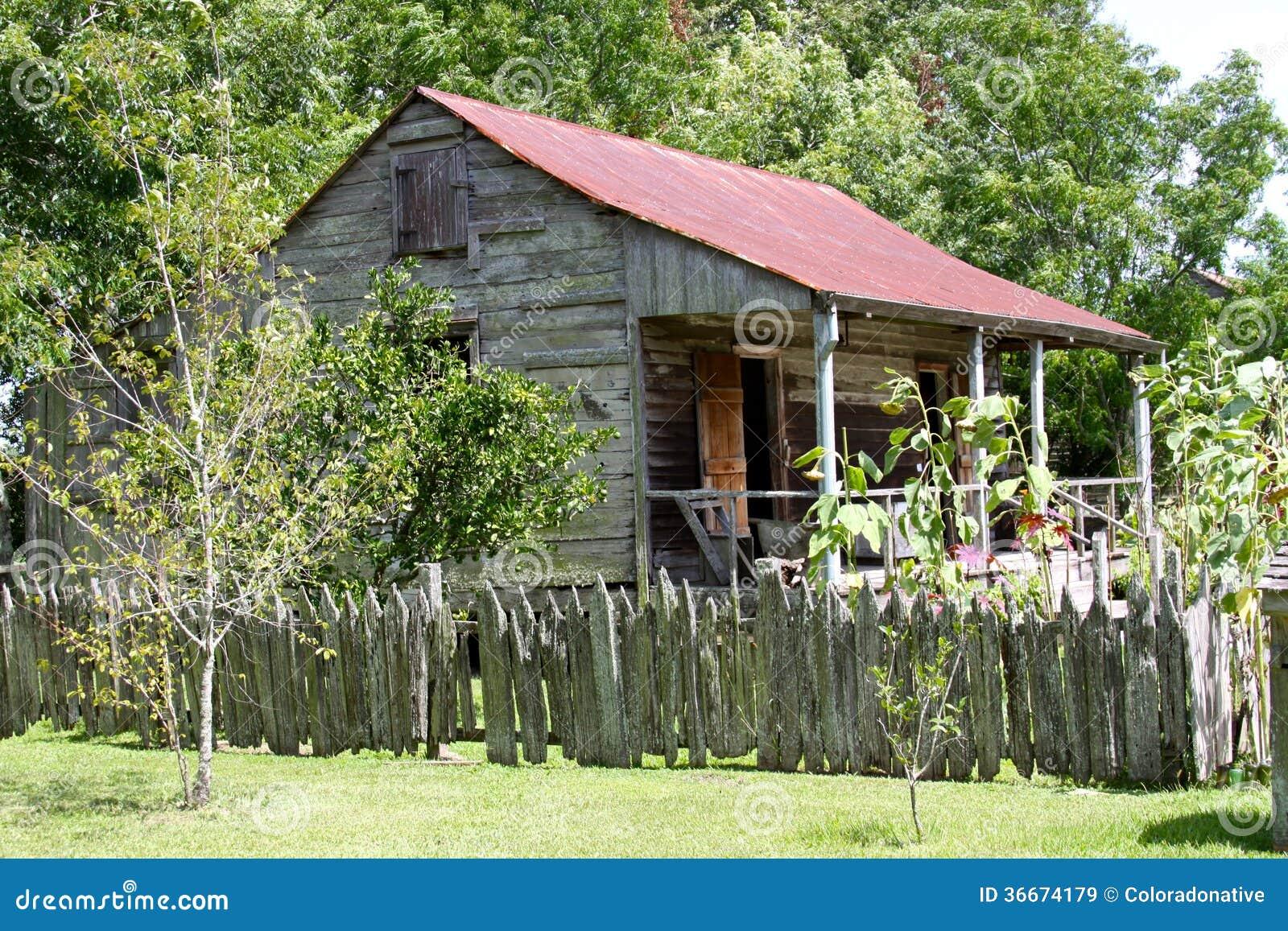 Slaaf Cabin