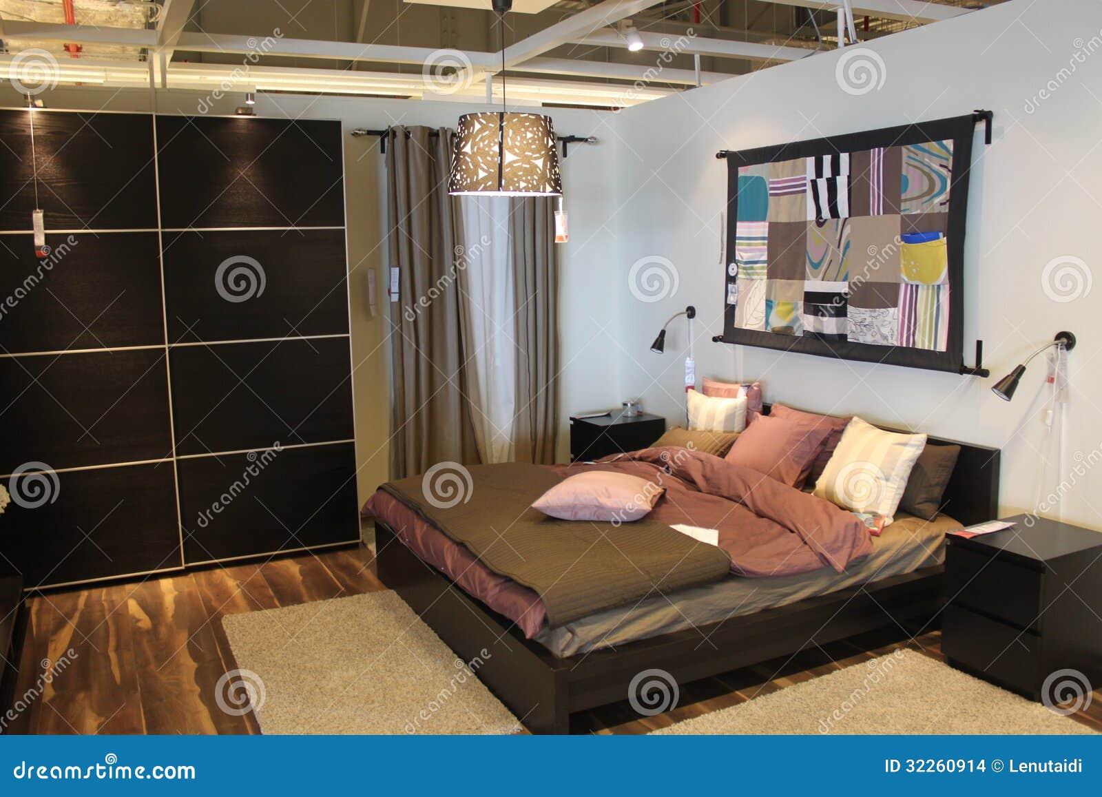 Zwarte Slaapkamer Ikea : IKEA Bucharest Romania