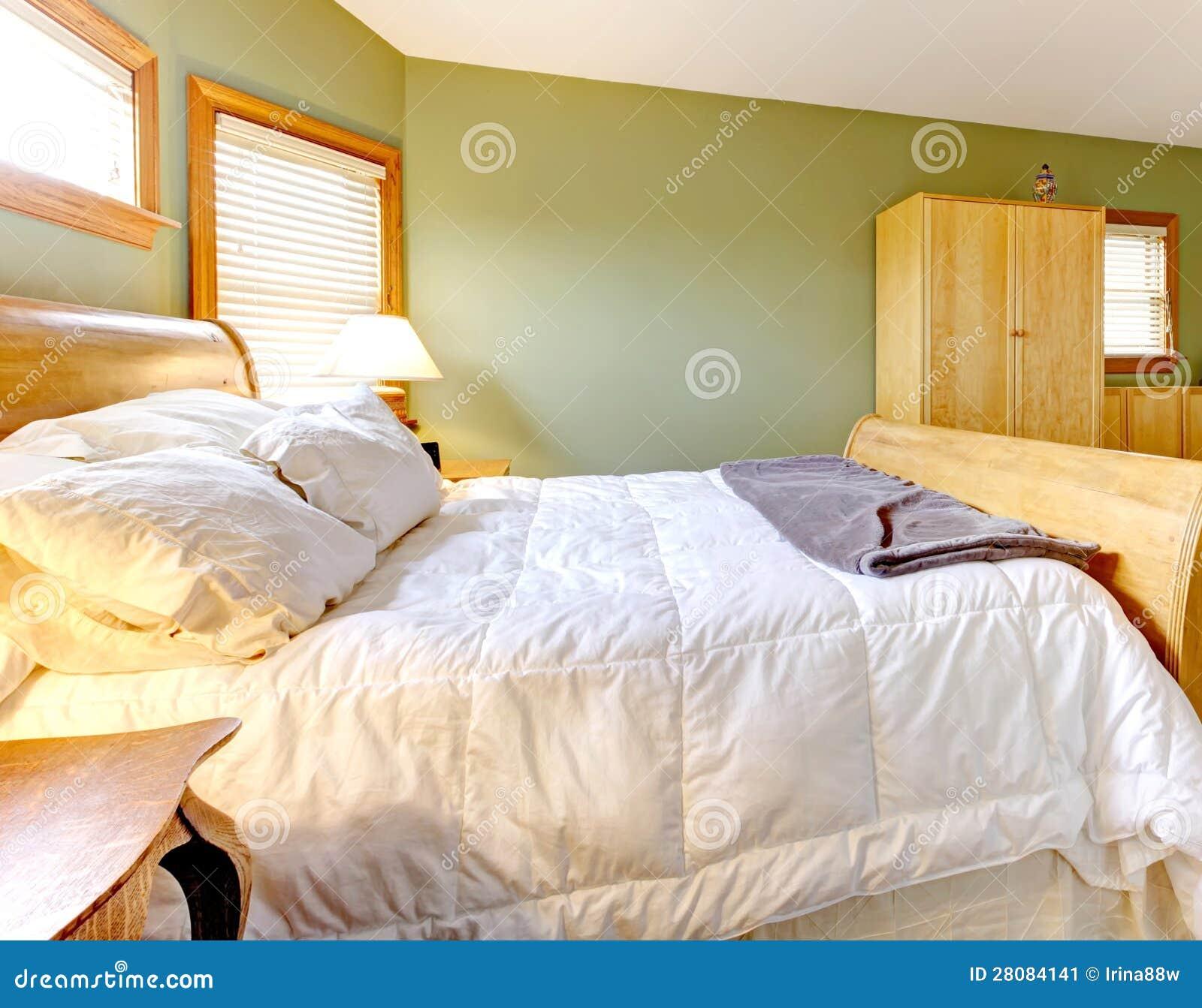 Wit grijze slaapkamer ~ [spscents.com]