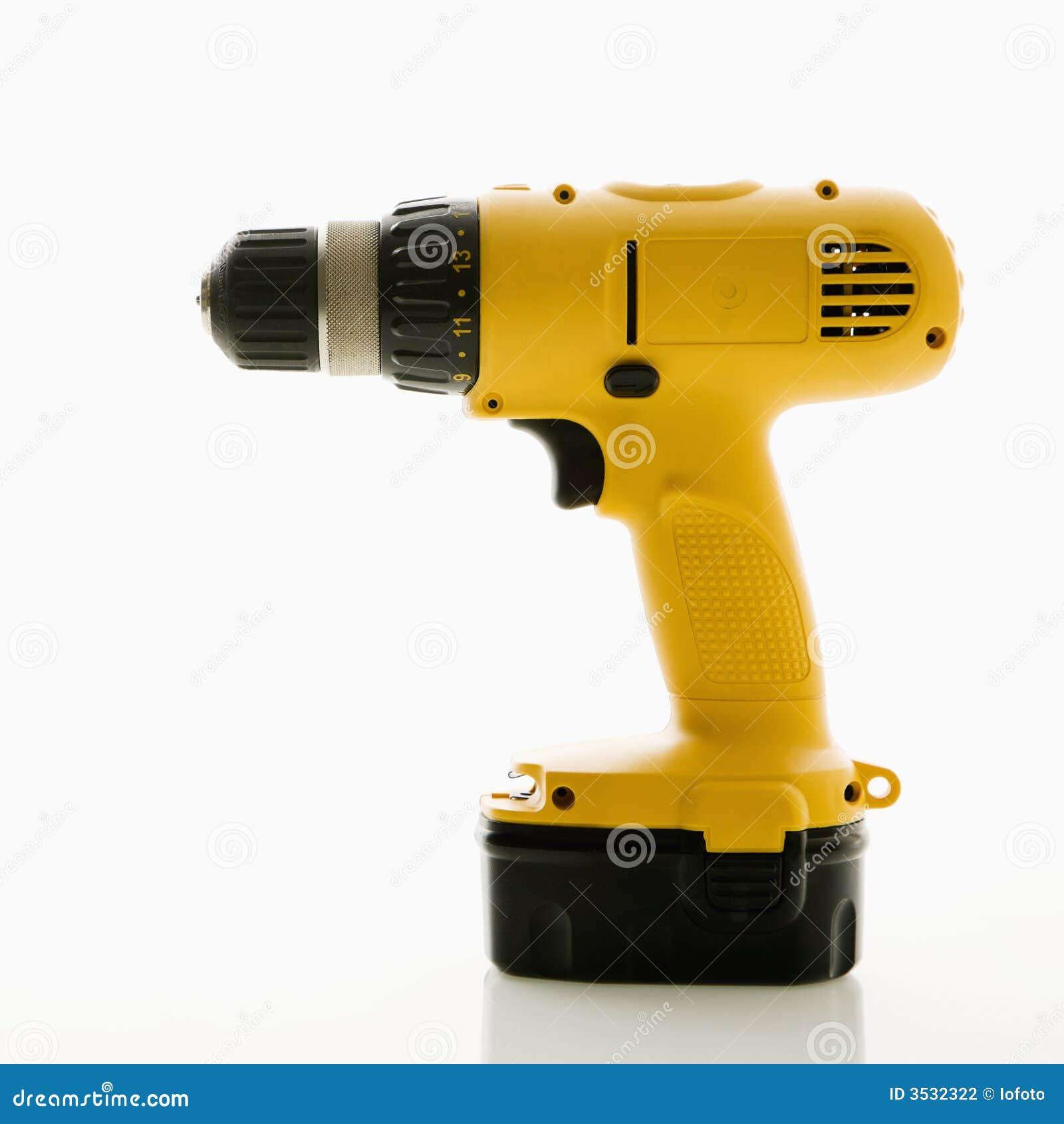 Sladdlös drill