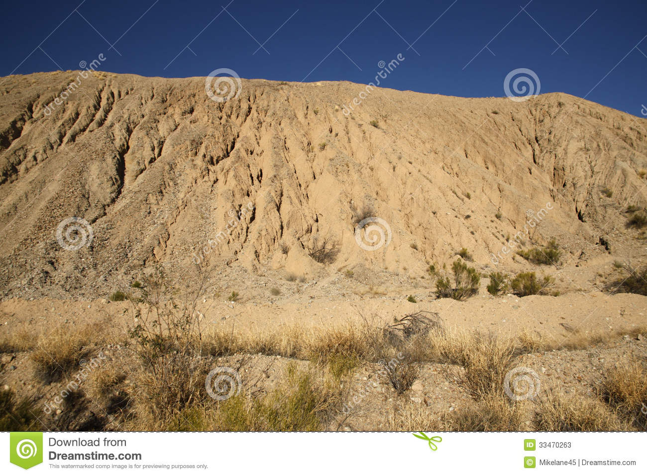 Green Valley (AZ) United States  city photos gallery : Slag Heap From Copper Mine Works Stock Photos Image: 33470263