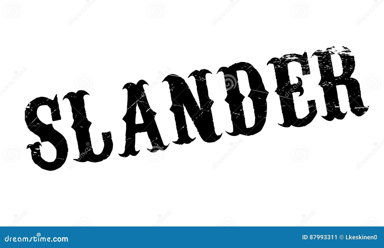 Slander Stock Illustration | CartoonDealer.com #30304030