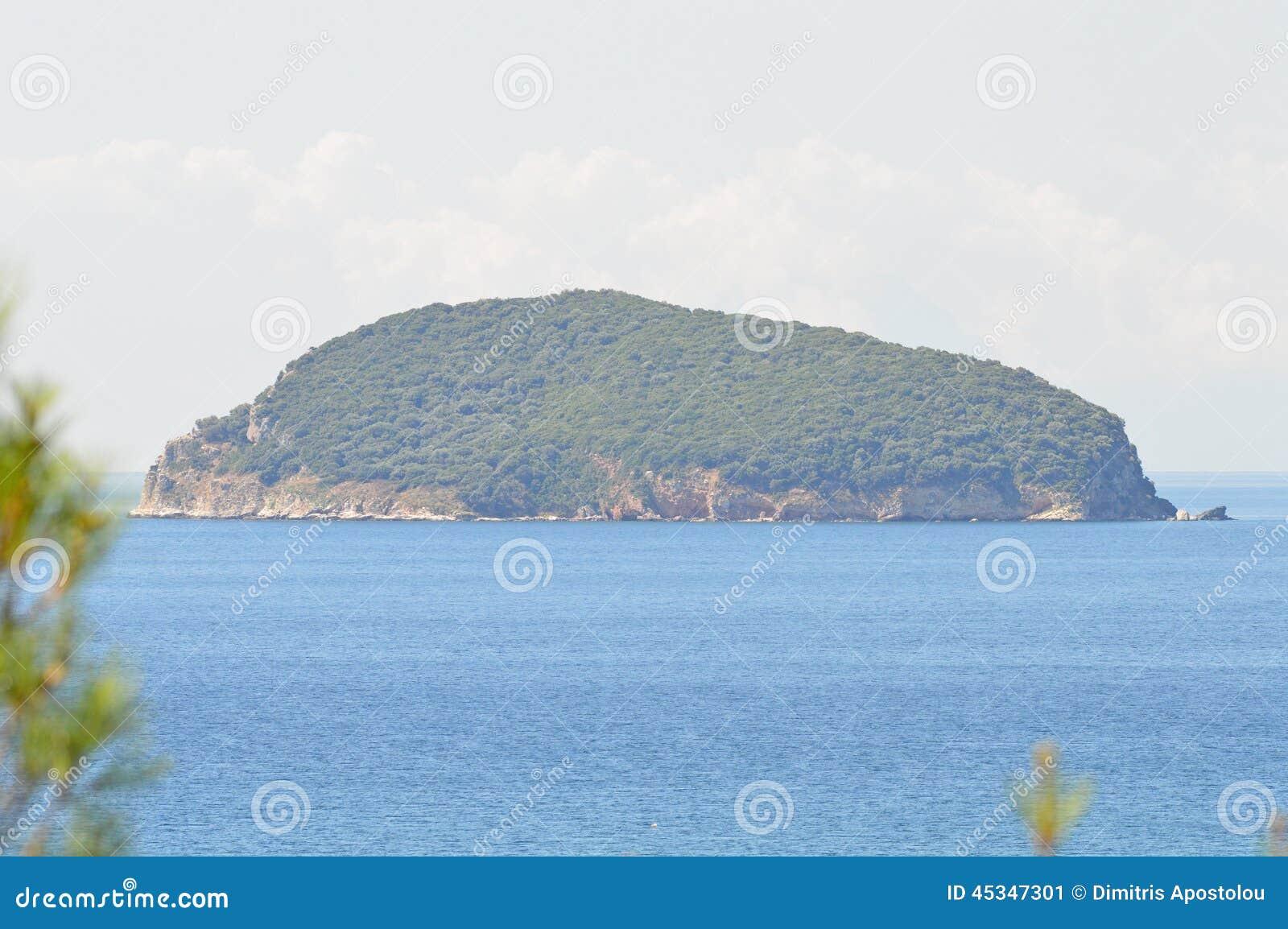 Slangeiland Griekenland