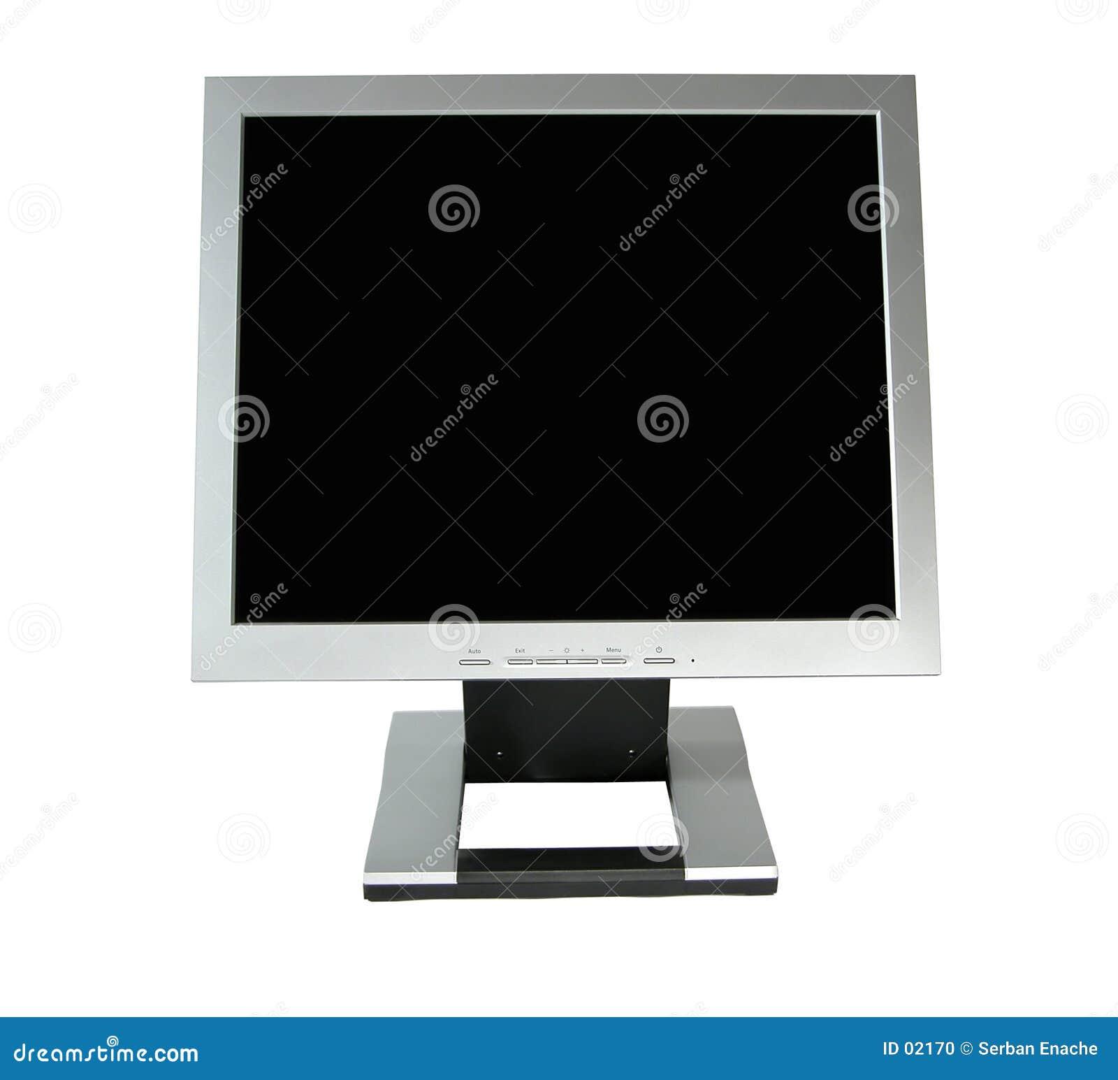 Slank tft för 2 skärm