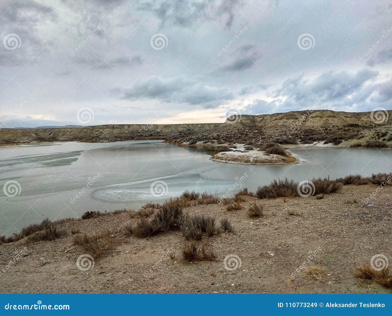 Slat lake