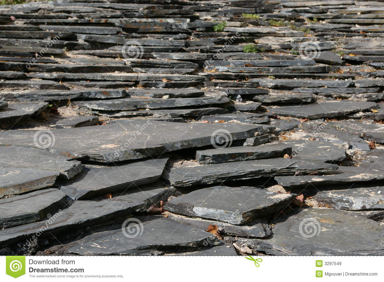 Slate Texture Grey Color Royalty Free Stock Images