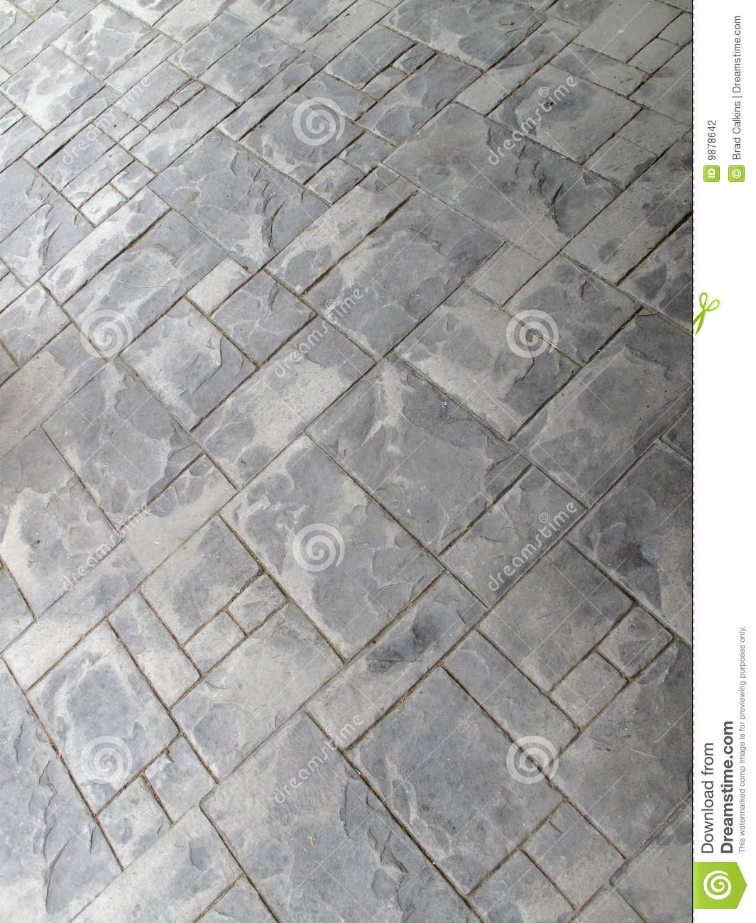 Slate Tile Stock Photography Image 9878642