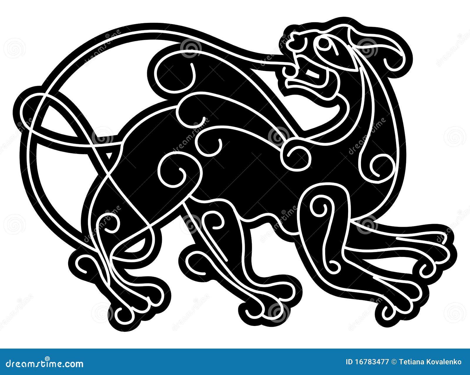Slavic simargl божества мифический