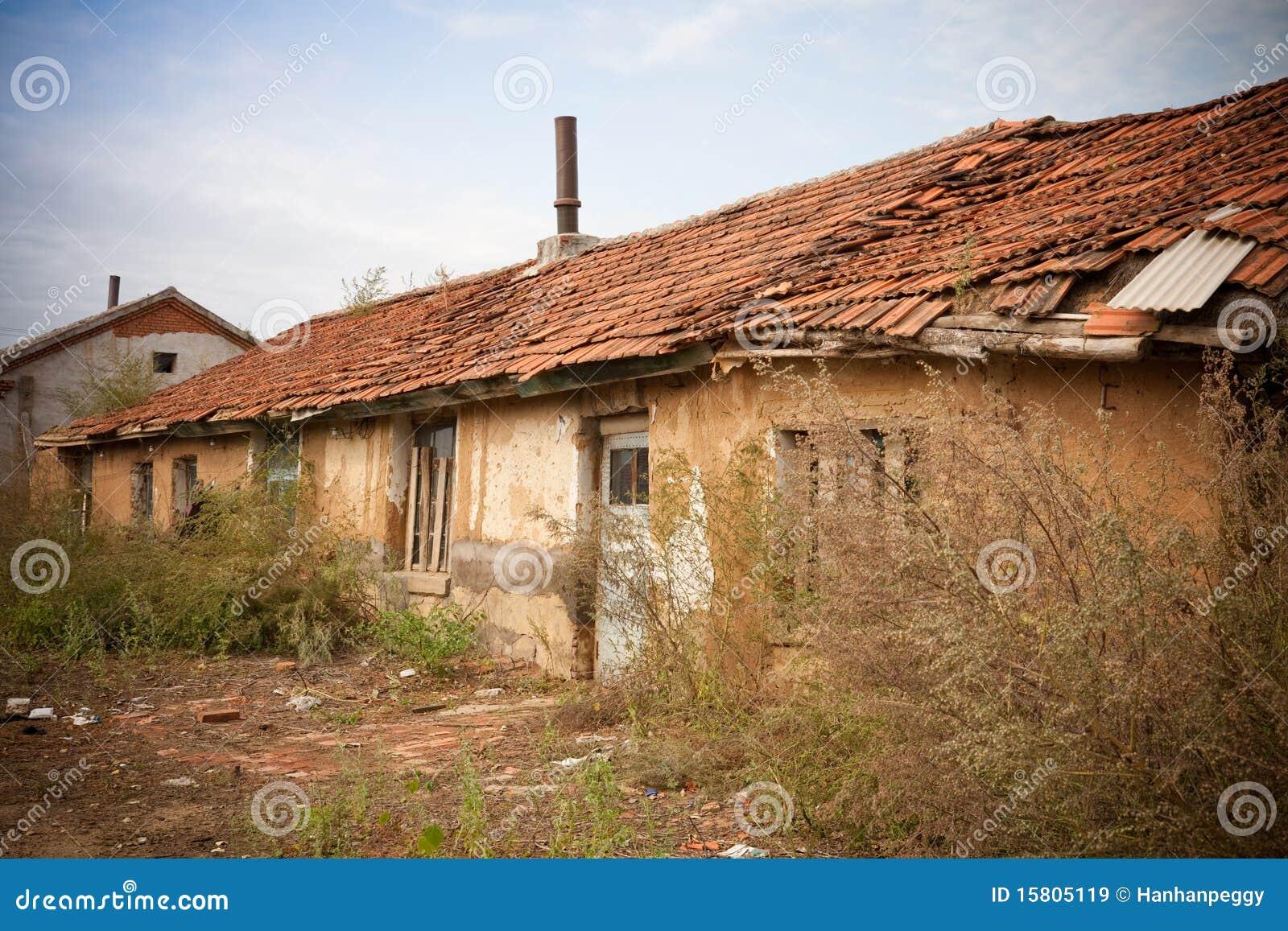 Slechte huisvesting